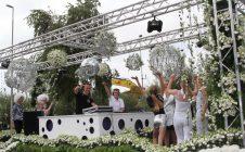 Flower Parade Rijnsburg 13 augustus 2016